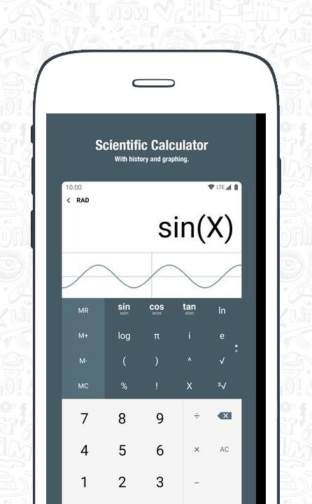 All-In-One Calculator screenshot 2