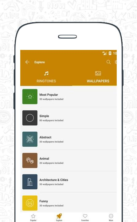 Free Ringtones for Android™ screenshot 18