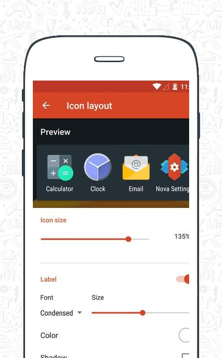 Nova Launcher screenshot 3