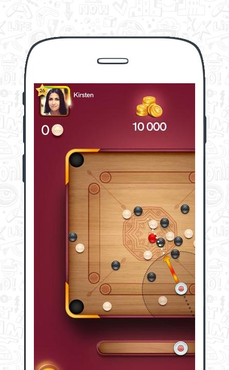 Carrom Pool: Disc Game screenshot 11