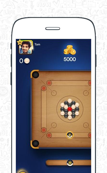 Carrom Pool: Disc Game screenshot 12