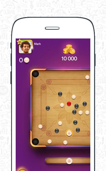 Carrom Pool: Disc Game screenshot 13