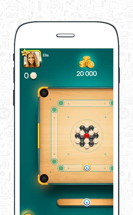 Carrom Pool: Disc Game screenshot 17