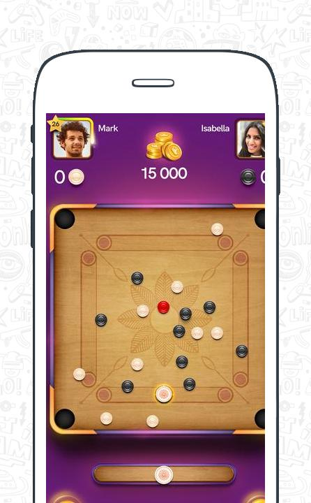 Carrom Pool: Disc Game screenshot 6