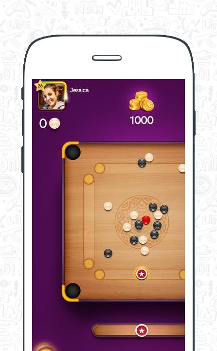 Carrom Pool: Disc Game screenshot 9
